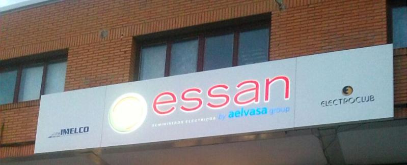 """La Delegación de AELVASA-ESSAN en Madrid estrena """"nueva imágen"""""""