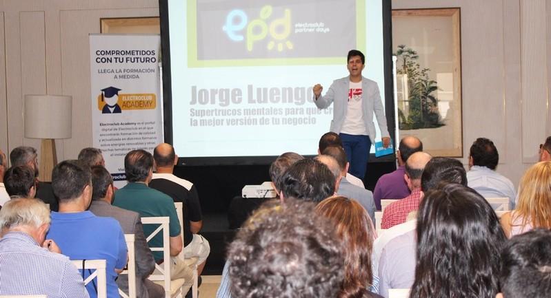Electroclub congrega a cerca de 800 profesionales en su primer Partner Days en Madrid